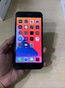 I phone 7 plus 128gb matte black color
