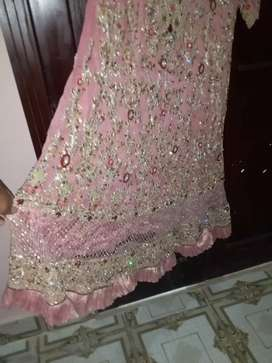 Bridal maxi for walima used just once