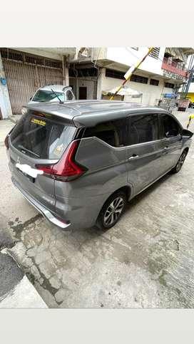 Mitsubishi Xpander 2018 automatic transmisi