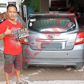 solusi buat mobil yg STIR BANTING jd lbih STABIL dg psg DAMPER BALANCE