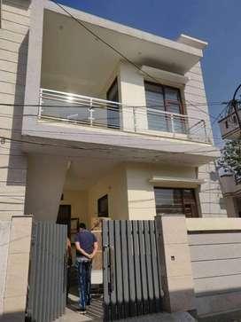 136 YARD DESIGNER DUPLEX HOUSE 1.10 CRORE (JAGRATI  VIHR GARH ROAD)
