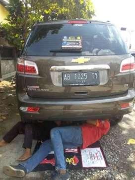 PGM produk shockbreaker kwalitas UGM merk BALANCE, atasi mobil limbung