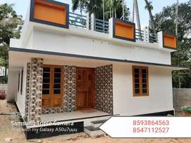 5Cent Plot 900 Sqft 3 Bhk House For Sale In Anjalummood