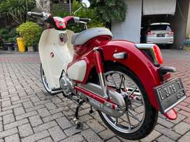 Honda supercub 125 alias c125 brand new