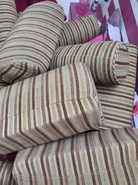 Sofa cushions set of 6