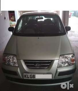 Hyundai Santro Xing 2004 Petr 60000 Km Automatic Registrat valid 2024