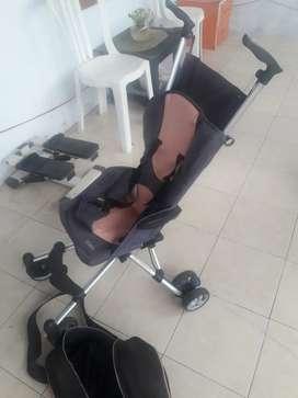 Kereta bayi bisa di lipat di tas merk IFLEX