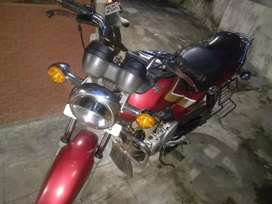 Suzuki 125 Bike for sale