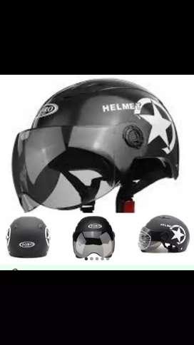 Helm sepeda MTB / spd lipat merk Zorro
