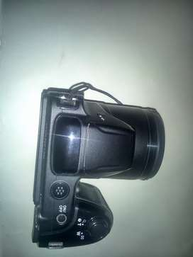 Nikon coolpix l320 10/10 with full box and bag