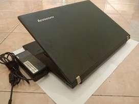 Promo Juni! LENOVO E40 CI3-5020U RAM 4/HDD 500 GB