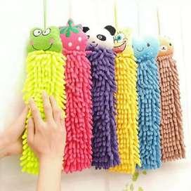 Lap tangan microfiber Cendol animal karakter handuk towel