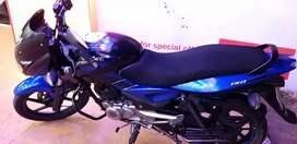 Pulsar 150 Royal blue colour