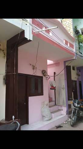 Flat for sale, Only Cash No Loan - Construction can be done on Roof