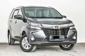 Toyota Avanza G 1.3 Mt 2019