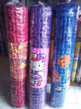 Karpet Kasur Tikar Gulung Lipat Lantai Palembang Dacron Dakron Busa
