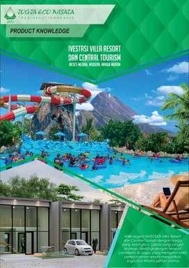 Hunian Melineal Kawasan Wisata Jogja Utara: The Jogja Eco Wisata