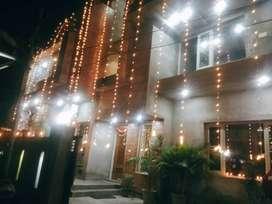 New Duplex house for Sale in Ashok Nagar 8.27 Marla's