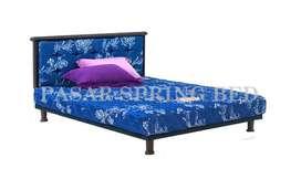 FreeOngkir Spring Bed Kasur Musterring MultibedViennaBiruHBRoma 90 Set