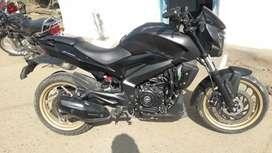 Dominar400 cc new conditions