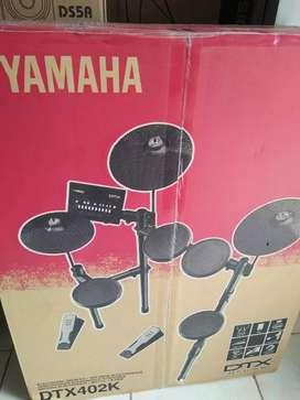 Drum Elektrik Yamaha DTX 402K
