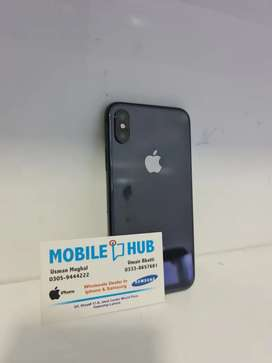 Iphone x xs 64gb mobile hub