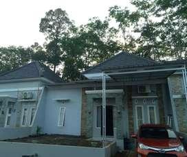 Rumah Mewah Lingkungan Cluster di Mijen Semarang
