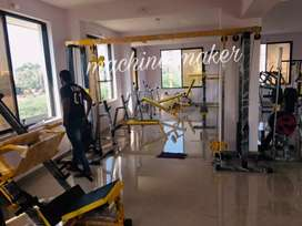 Gym setup sale low cost