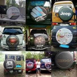 Cover/Sarung Ban Terios/Jeep/Suzuki Vitara/Rush/Best Design#kelor nafa