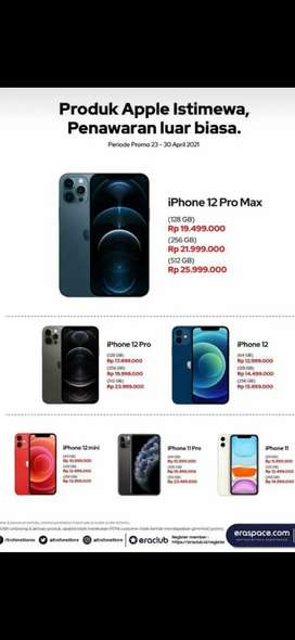 Iphone 12 pro ready stok