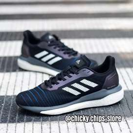 Adidas Solar Drive Boost Black Grey