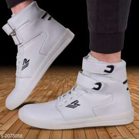 Stylish Men's Casual Shoes  Material: Outer - Synthetic, Sole - Pvc
