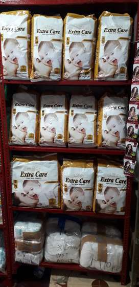 Extra Care Diapers wholesaler