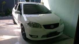 Mobil Toyota Vios Tahun 2005 Ex