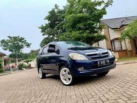 Toyota innova type G AT mulusss good condition