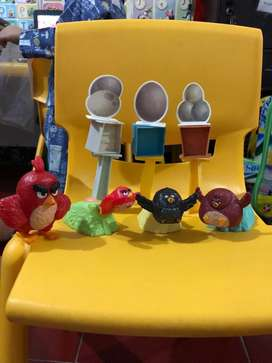 Mainan Angry Birds McD