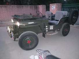 Hunter modified open jeeps nd Gypsys shri Bala ji modifiers
