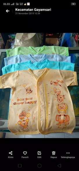 Baju bayi pendek new Bon Bon