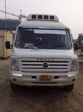 Force bus 27 seeter fully air condition first owner