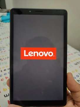 LENOVO  TAB M7 2ND NOT USED, NEW ONE WITH BOX AND Warranty