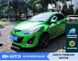 [OLX Autos] Mazda 2 2011 1.5 R A/T Bensin Hijau #Karya Terbesar Motor