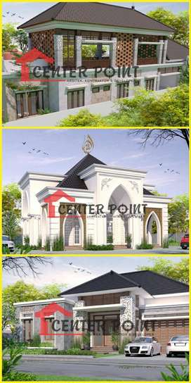 Desain Arsitek Gambar RAB IMB Kontraktor Rumah di Tarakan