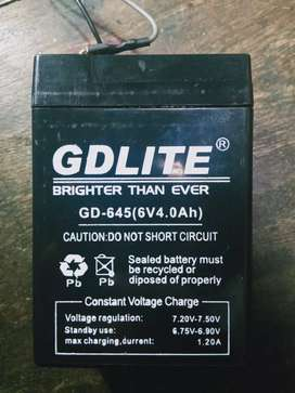 GDLITE charging battery