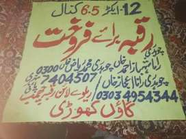 Urgent sale pind khori. Plz contact numbers which are on flex