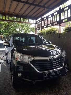 Dijual murah mobil Avanza type G asli Bali low kilometer