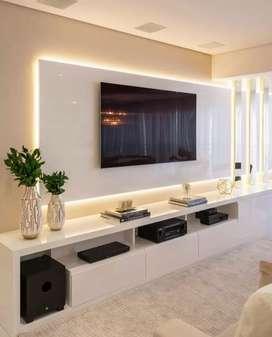 Mengerjakan Interior Design dan Furniture