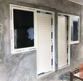 """Pintu alumunium jendela kaca kusen alumunium rumah """"2979"""