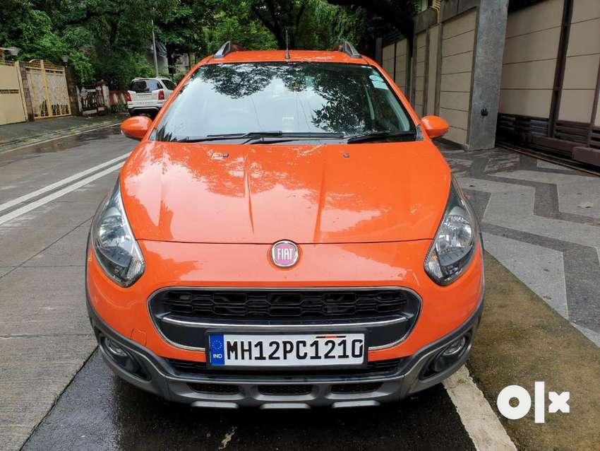 Fiat Avventura Emotion Multijet 1.3, 2017, Diesel 0