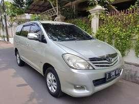 Toyota Innova G 2.0 at 2010 tdp 5jt angs 3.923 x 47 bulan