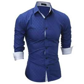 Ments shirt stitching